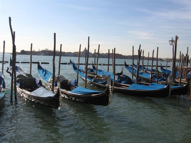 Romantický víkend v Benátkách (fotografie 8)