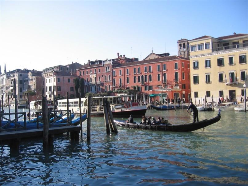 Romantický víkend v Benátkách (fotografie 9)
