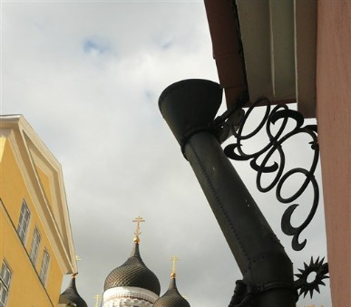 Pobaltí a Petrohrad