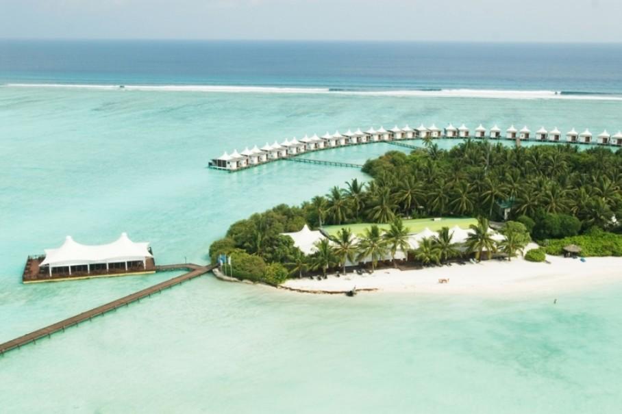 Bungalovy Cinnamon Hakuraa Huraa Maldives (Ex. Chaaya Lagoon Hakuraa Huraa) (fotografie 1)