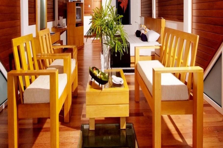 Bungalovy Cinnamon Hakuraa Huraa Maldives (Ex. Chaaya Lagoon Hakuraa Huraa) (fotografie 11)
