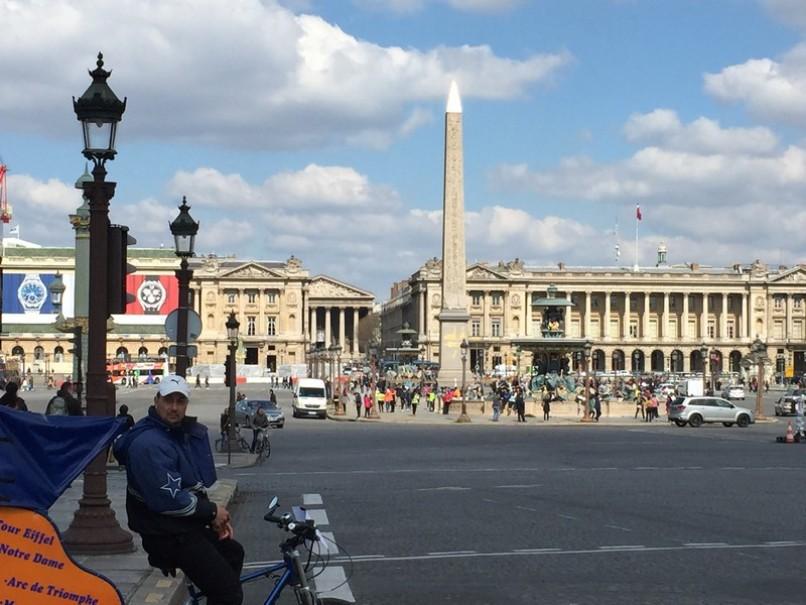 Paříž a Versailles od A do Z – hotely Campanille a Premiere (fotografie 6)