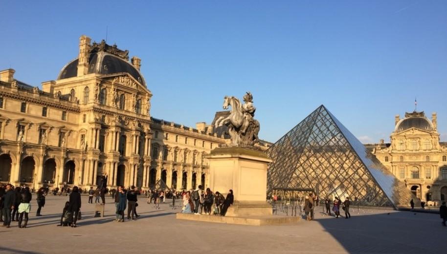 Paříž a Versailles od A do Z – hotely Campanille a Premiere (fotografie 42)