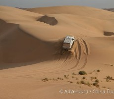 Namibie off-road – pouští a divočinou