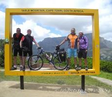 Jihoafrická Republika na kole