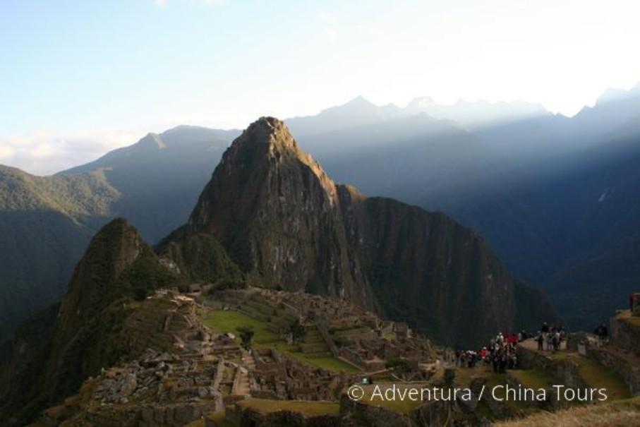 Velký okruh Jižní Amerikou (fotografie 15)