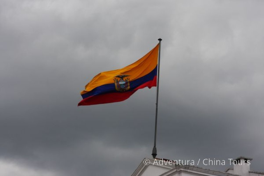 Ekvádor a Galapágy (fotografie 11)