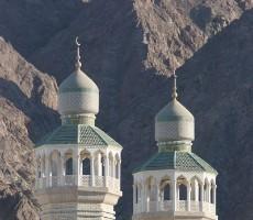 To nejlepší z Ománu a Kataru