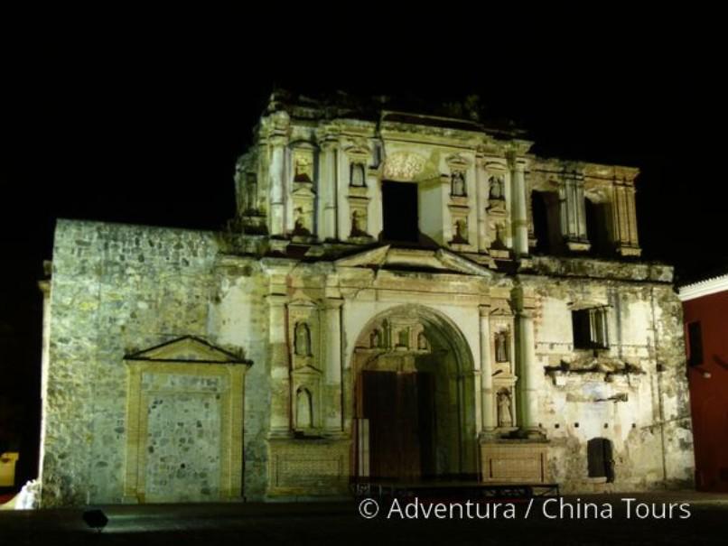 Karibik, Guatemala, Belize a Honduras (fotografie 14)