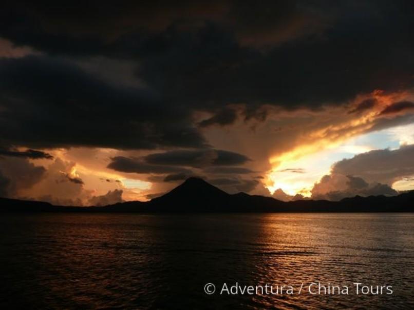 Karibik, Guatemala, Belize a Honduras (fotografie 7)