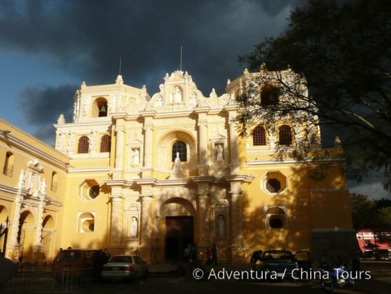 Karibik, Guatemala, Belize a Honduras (fotografie 3)