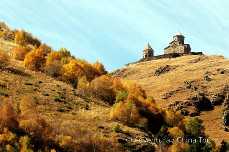 Gruzie a Arménie (fotografie 2)