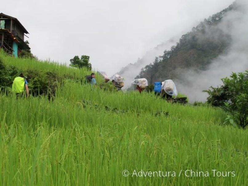 Treking okolo Manaslu (fotografie 7)
