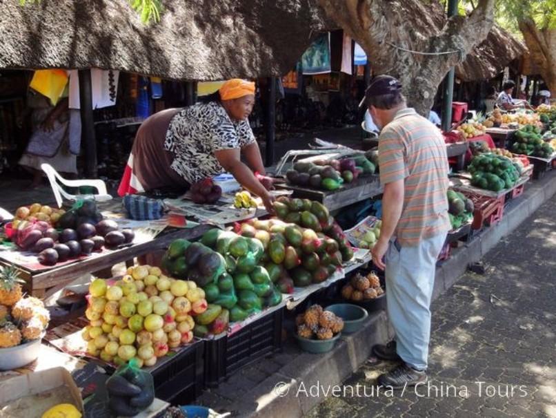 Turistika v jižní Africe – Dračí hory (fotografie 8)