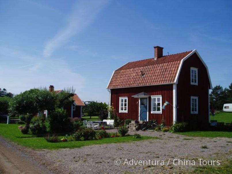 Seakajak – Švédsko (fotografie 15)