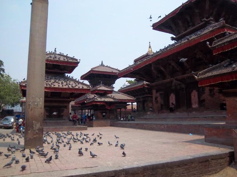 Nepál - královská města, Himaláje, safari v Chitwanu (Expedice) (fotografie 4)