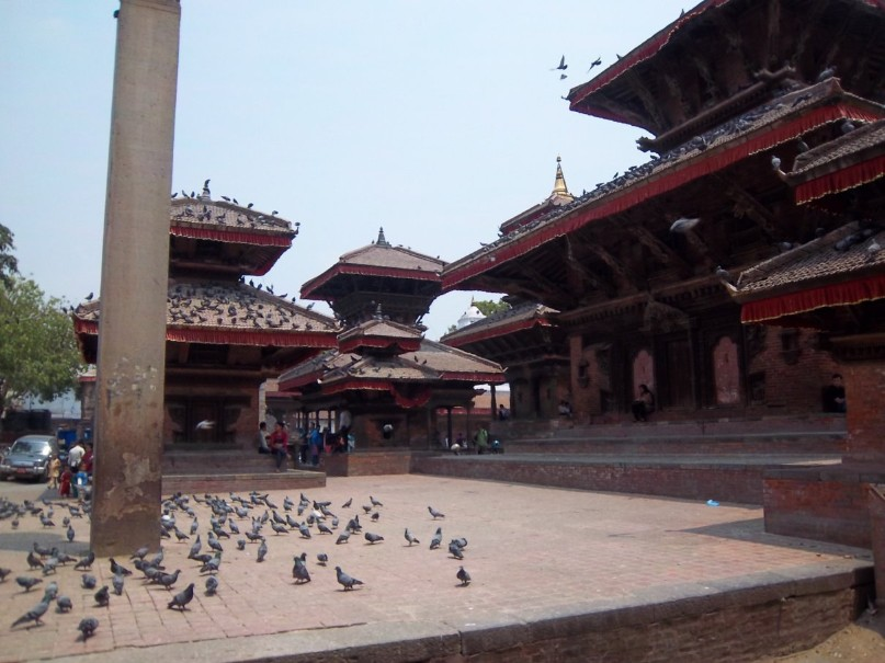 Nepál a trek v Himalájích (expedice) (fotografie 5)