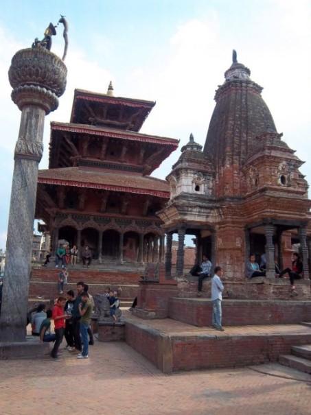 Nepál a trek v Himalájích (expedice) (fotografie 6)
