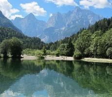 Slovinsko - Julské Alpy lux