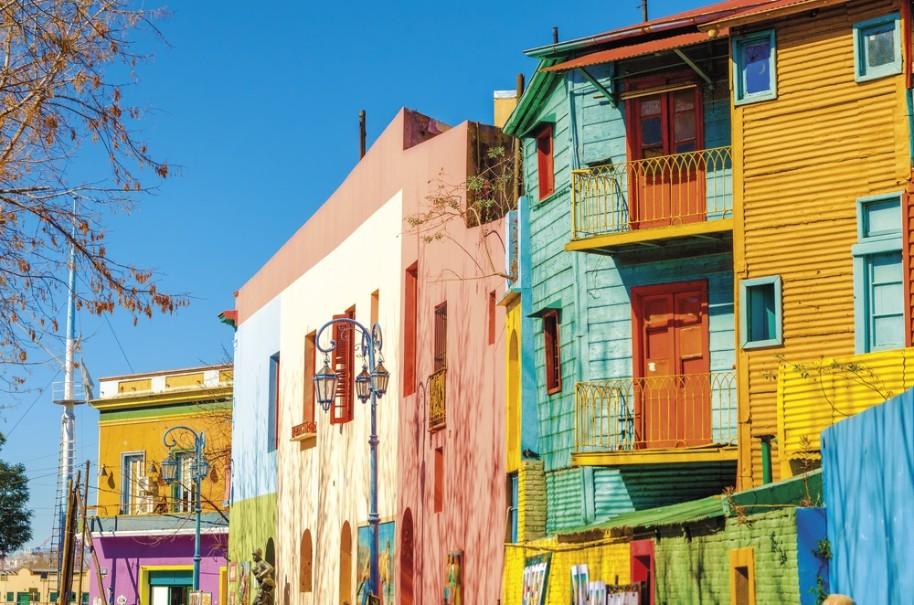 Čtyři perly Jižní Ameriky-Patagonie,Buenos Aires,Iguazú,Rio (fotografie 26)