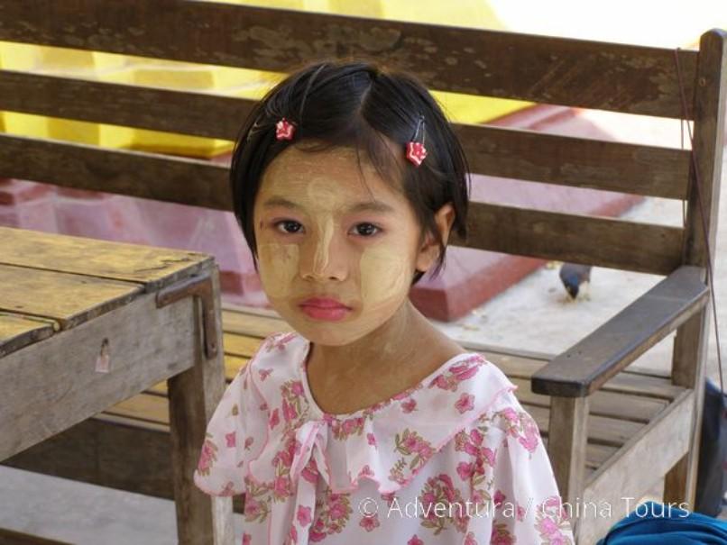 Myanmar – Velká cesta (fotografie 12)