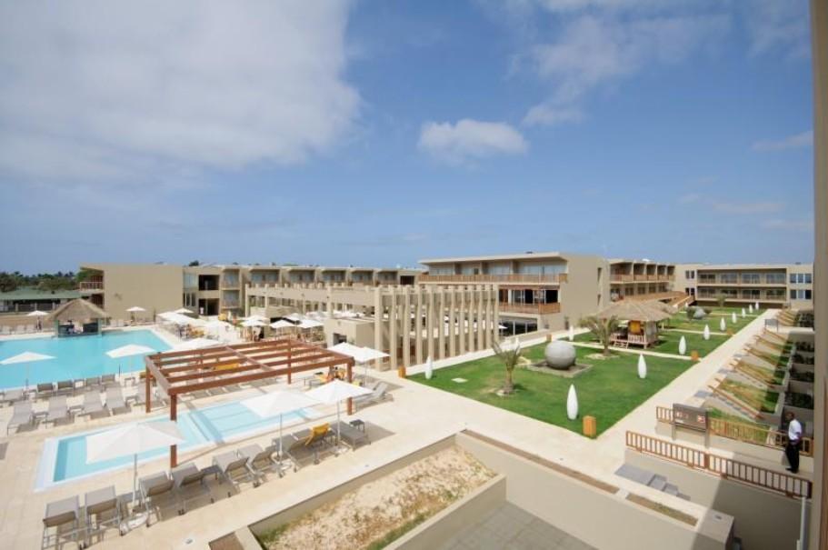 Hotel Oásis Salinas Sea (fotografie 1)