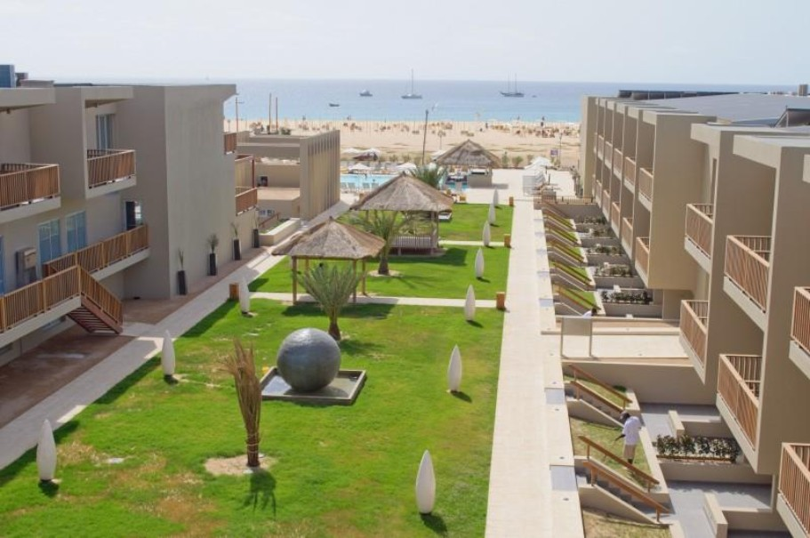 Hotel Oásis Salinas Sea (fotografie 2)