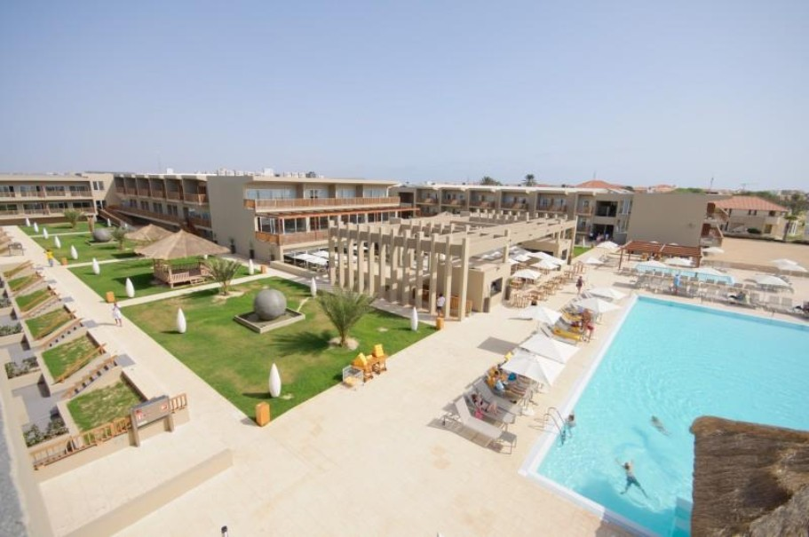 Hotel Oásis Salinas Sea (fotografie 7)