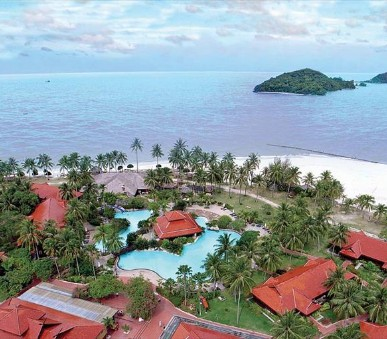 Hotel Meritus Pelangi Beach Resort and Spa