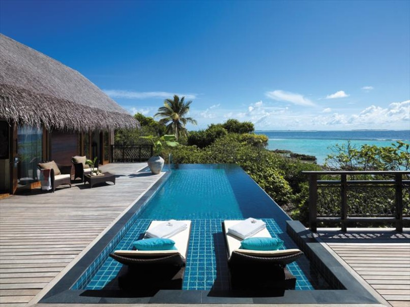 Hotel Shangrila´s Vilingili Resort and Spa (fotografie 28)