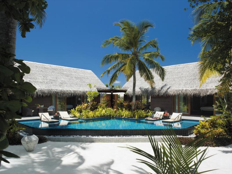 Hotel Shangrila´s Vilingili Resort and Spa (fotografie 29)