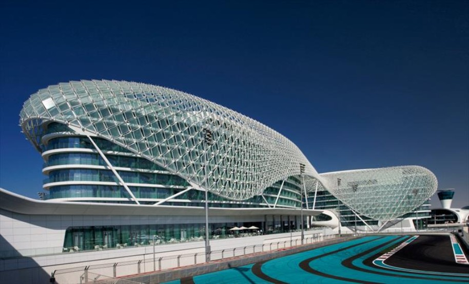 The Yas Viceroy Hotel (fotografie 1)