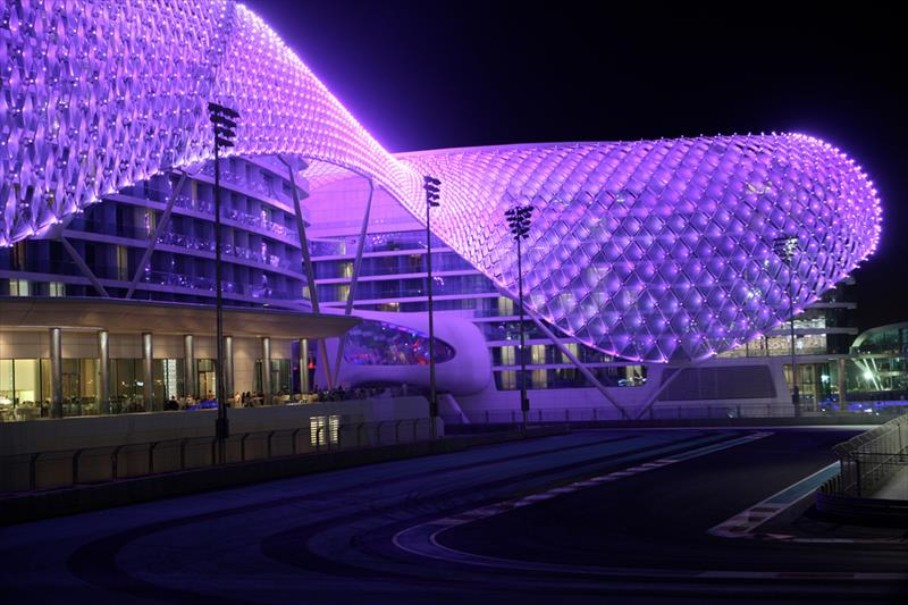 The Yas Viceroy Hotel (fotografie 58)