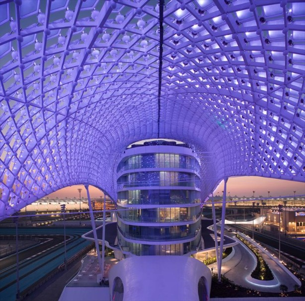 The Yas Viceroy Hotel (fotografie 43)