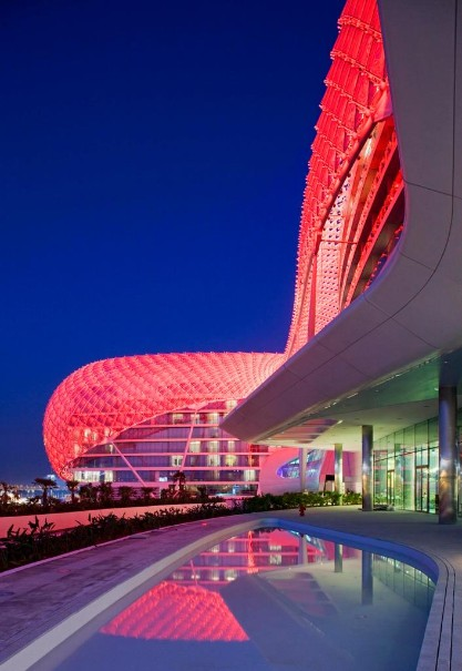 The Yas Viceroy Hotel (fotografie 57)