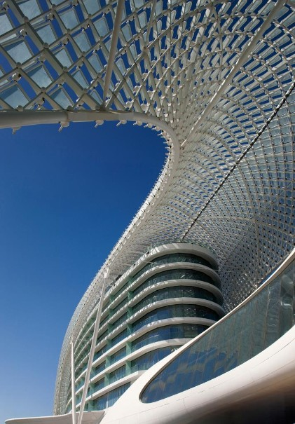 The Yas Viceroy Hotel (fotografie 38)