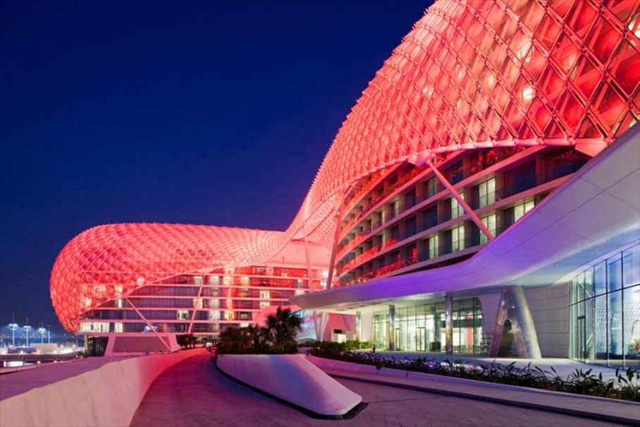 The Yas Viceroy Hotel (fotografie 56)