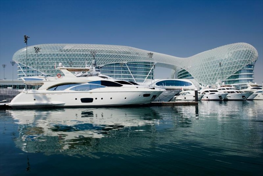 The Yas Viceroy Hotel (fotografie 39)