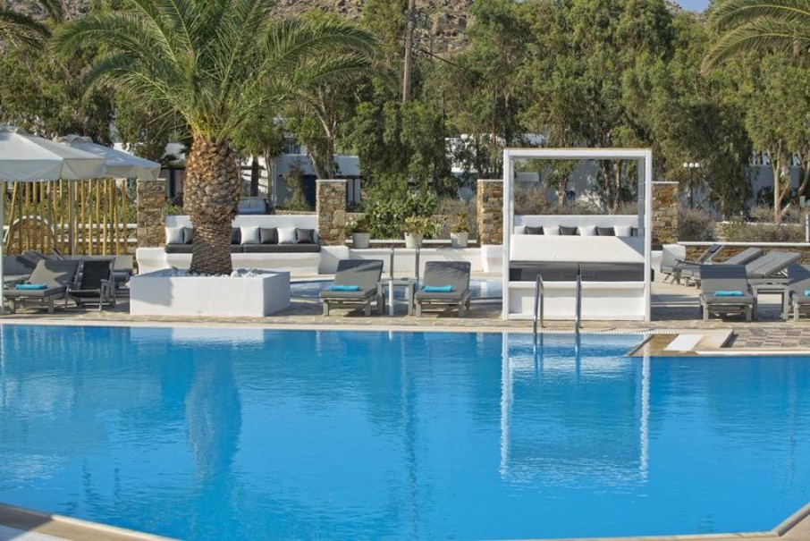 Dionyssos Hotel (fotografie 22)