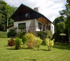 Chata Arnoštov-Bukovina