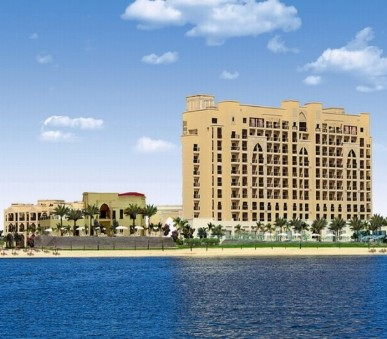 Hotel Doubletree By Hilton Resort and Spa Marjan Island