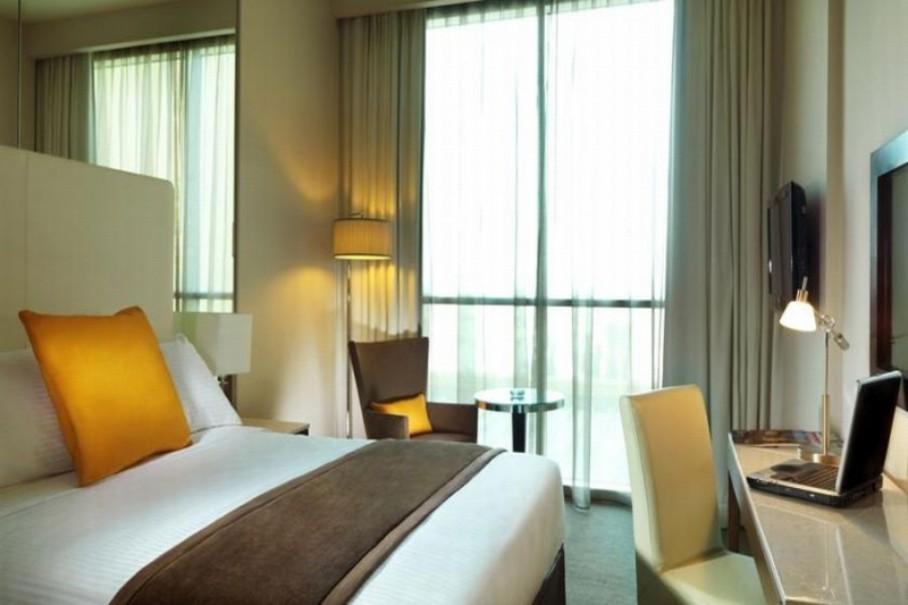 Hotel Centro Yas Island Rotana (fotografie 19)