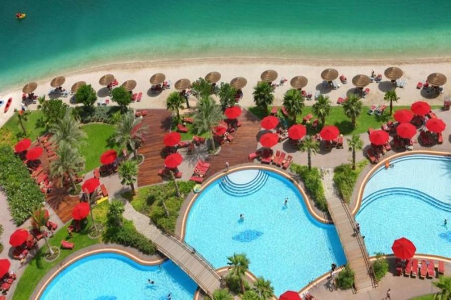 Hotel Khalidiya Palace Rayhaan Rotana (fotografie 12)