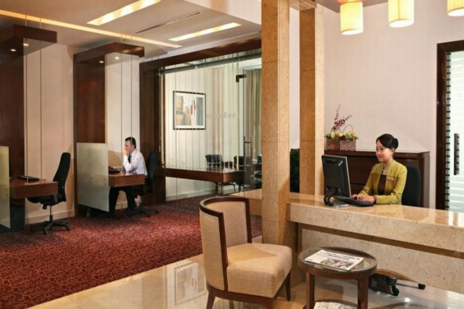 Hotel Khalidiya Palace Rayhaan Rotana (fotografie 15)