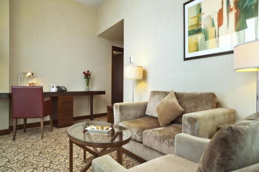 Hotel Khalidiya Palace Rayhaan Rotana (fotografie 20)