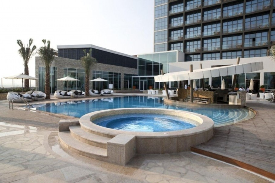 Hotel Yas Island Rotana (fotografie 19)