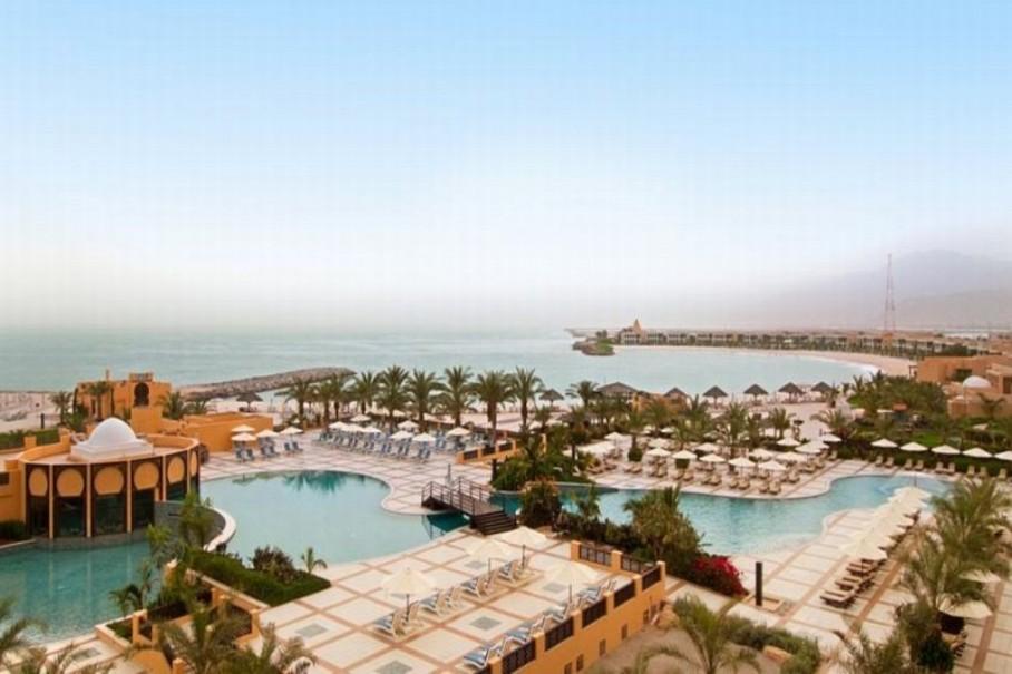 Hotel Hilton Resort and Spa Ras Al Khaimah (fotografie 14)