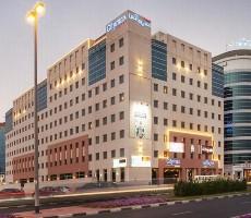 City Max Bur Dubai (Snídaně) + Marjan Island Resort and Spa (Soft All Inclusive)