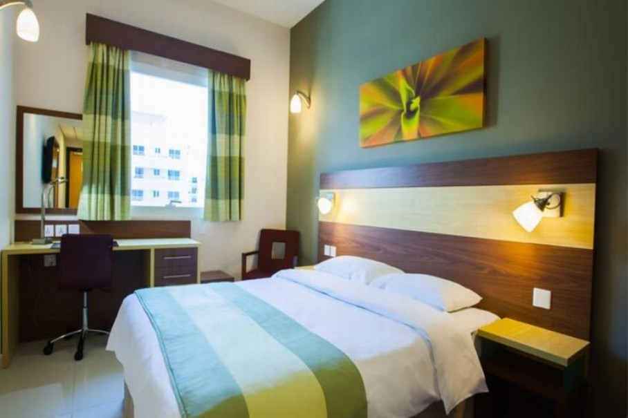 Citymax Hotel Bur Dubai (fotografie 23)
