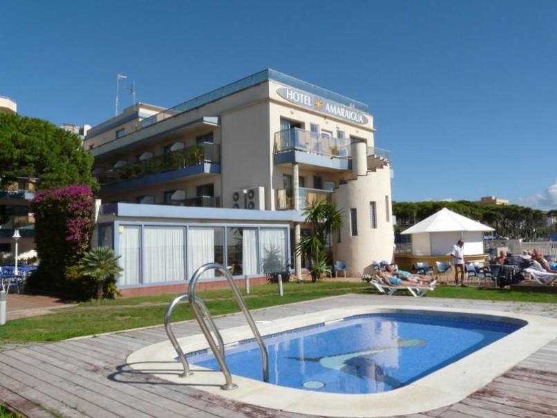Hotel Amaraigua (fotografie 24)